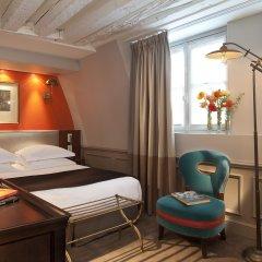 Hotel Verneuil 4* Номер Делюкс с различными типами кроватей