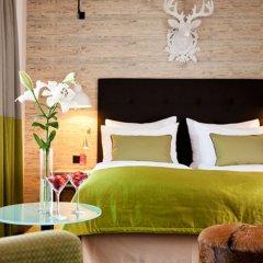 Ameron Luzern Hotel Flora 4* Номер категории Премиум с различными типами кроватей