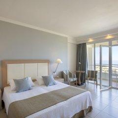 Отель Electra Palace Rhodes 5* Улучшенный номер с различными типами кроватей