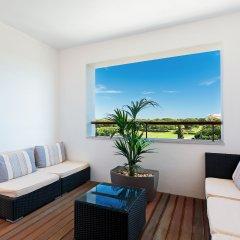 Отель Hilton Vilamoura As Cascatas Golf Resort & Spa 5* Президентский люкс разные типы кроватей