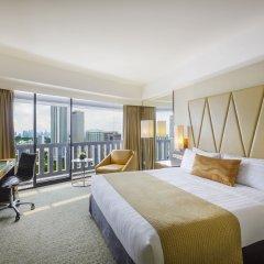 Отель PARKROYAL COLLECTION Marina Bay 5* Улучшенный номер фото 8