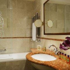Hotel Continental Genova 4* Стандартный номер с различными типами кроватей фото 12