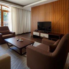 Гостиница Сочи Марриотт Красная Поляна 5* Люкс повышенной комфортности с 2 отдельными кроватями
