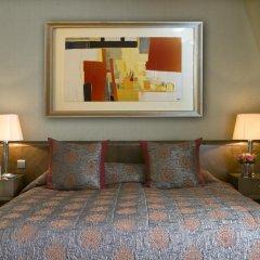 Отель Warwick Brussels 5* Полулюкс с двуспальной кроватью фото 6