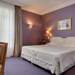 Hotel Le Littre 4* Улучшенный номер с двуспальной кроватью