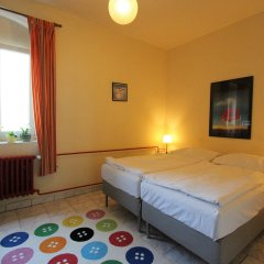 Hostel Marabou Prague Стандартный номер