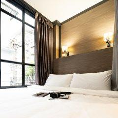 Warm Window Silom - Hostel Кровать в общем номере