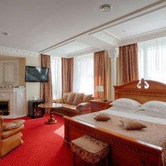 Гостиница Европа 3* Студия с различными типами кроватей