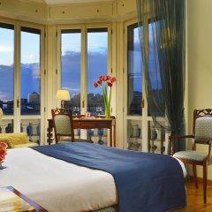 Hotel Continental Genova 4* Представительский номер с различными типами кроватей