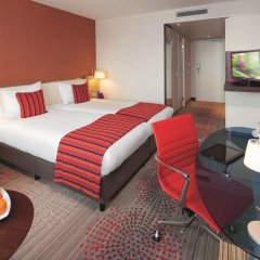Movenpick Hotel Amsterdam City Centre комната для гостей фото 5