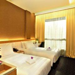 The Seacare Hotel 3* Представительский номер с различными типами кроватей