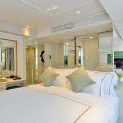Отель Riva Arun Bangkok 4* Номер Делюкс с различными типами кроватей
