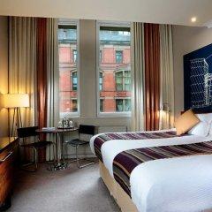 Townhouse Hotel Manchester 4* Стандартный номер с двуспальной кроватью