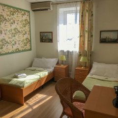 Мини-Отель N-House 3* Номер Комфорт 2 отдельными кровати