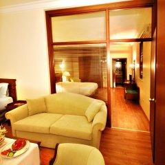 Hotel Golden Crown 3* Стандартный семейный номер с различными типами кроватей
