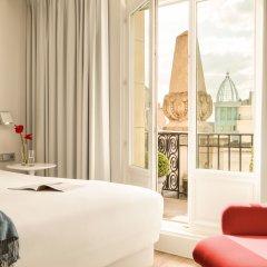Отель NH Collection Brussels Centre 4* Стандартный номер с разными типами кроватей