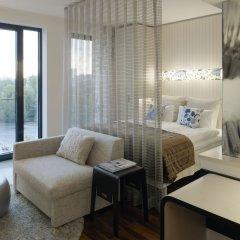 Отель Scandic Berlin Potsdamer Platz 4* Люкс с разными типами кроватей