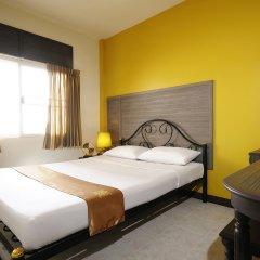 Отель Rambuttri Village Inn & Plaza 3* Стандартный номер с различными типами кроватей фото 3
