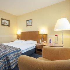 Отель Scandic Wroclaw 4* Улучшенный номер с различными типами кроватей