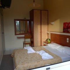 Hotel Ikaros 2* Номер категории Эконом с различными типами кроватей