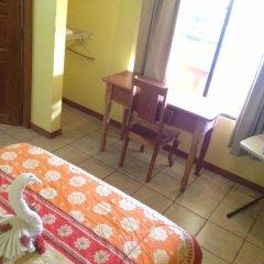 Hotel Santa Ana Liberia Airport 2* Стандартный номер с различными типами кроватей фото 4