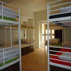 Gracia City Hostel Кровать в общем номере с двухъярусной кроватью фото 7