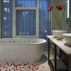 K West Hotel & Spa глубокая ванна