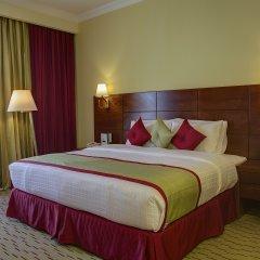 Rayan Hotel Sharjah 4* Номер Делюкс с различными типами кроватей