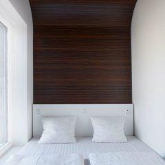 Отель Steel House Copenhagen Стандартный номер с двуспальной кроватью