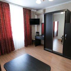 Мини-Отель Зорэмма Семейный люкс с двуспальной кроватью
