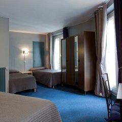 Отель Grand Hôtel De Paris 3* Стандартный номер с различными типами кроватей фото 19