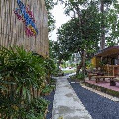 Отель Again at Naiharn Beach Resort