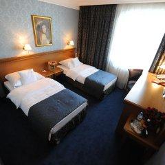 Отель Wloski Business Centrum Poznan 3* Улучшенный номер