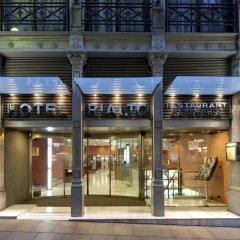 Отель Rialto вход в здание фото 2