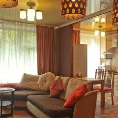 Апартаменты Kvart Белорусская Студия Делюкс с разными типами кроватей