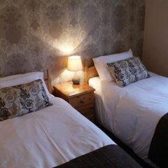 Отель The Crescent Guest House 3* Стандартный номер с 2 отдельными кроватями