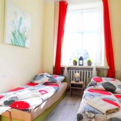 City Central Hostel Rynek Стандартный номер с различными типами кроватей