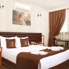 Oglakcioglu Park City Hotel 3* Стандартный номер с различными типами кроватей фото 2