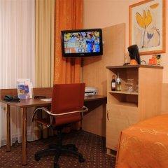 ECONTEL HOTEL Berlin Charlottenburg 3* Стандартный номер с различными типами кроватей фото 5