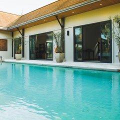 Отель Two Villas Holiday Oriental Style Layan Beach комната для гостей фото 12