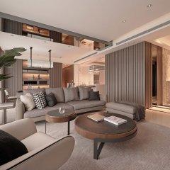 Апартаменты Uavoyage Business Apartments Улучшенные апартаменты с различными типами кроватей