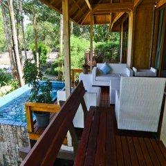 Отель The Touch Green Naiyang терраса/патио
