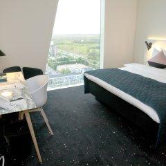 AC Hotel by Marriott Bella Sky Copenhagen 4* Стандартный номер с двуспальной кроватью