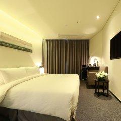 Отель Ramada Encore Seoul Magok 3* Стандартный номер с различными типами кроватей