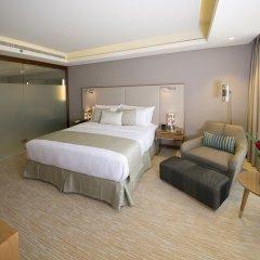 Отель Grand Millennium Muscat Стандартный номер с различными типами кроватей