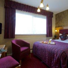 Hallmark Hotel Warrington 3* Стандартный номер с различными типами кроватей