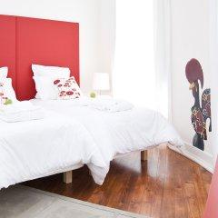Отель Lisbon Dreams Guest House 3* Стандартный номер разные типы кроватей