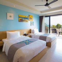Отель Holiday Inn Resort Krabi Ao Nang Beach 4* Стандартный номер с 2 отдельными кроватями