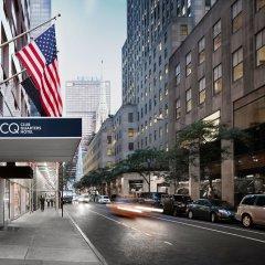Radisson Hotel New York Midtown-Fifth Avenue вход в здание