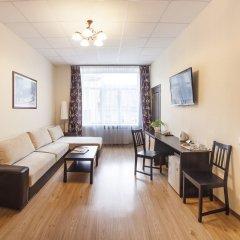 Гостиница Петервиль 3* Люкс разные типы кроватей фото 2
